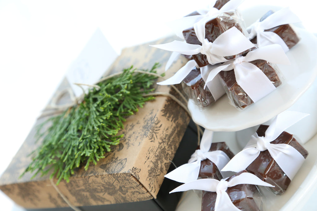 Chocolate Satin Fudge Gift
