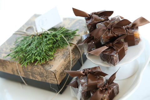 Turtle Satin Fudge Gift