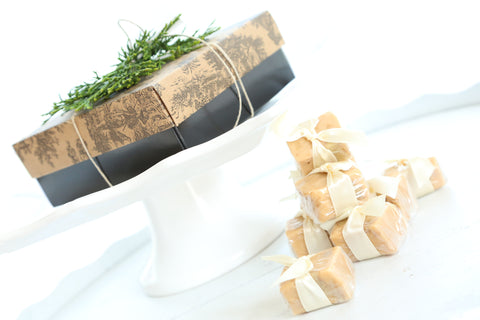 Maple Walnut Satin Fudge Gift