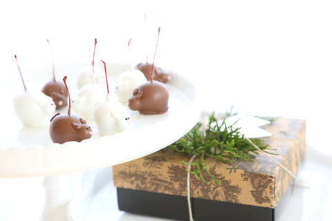 Easter Bunnies Cordial Cherries