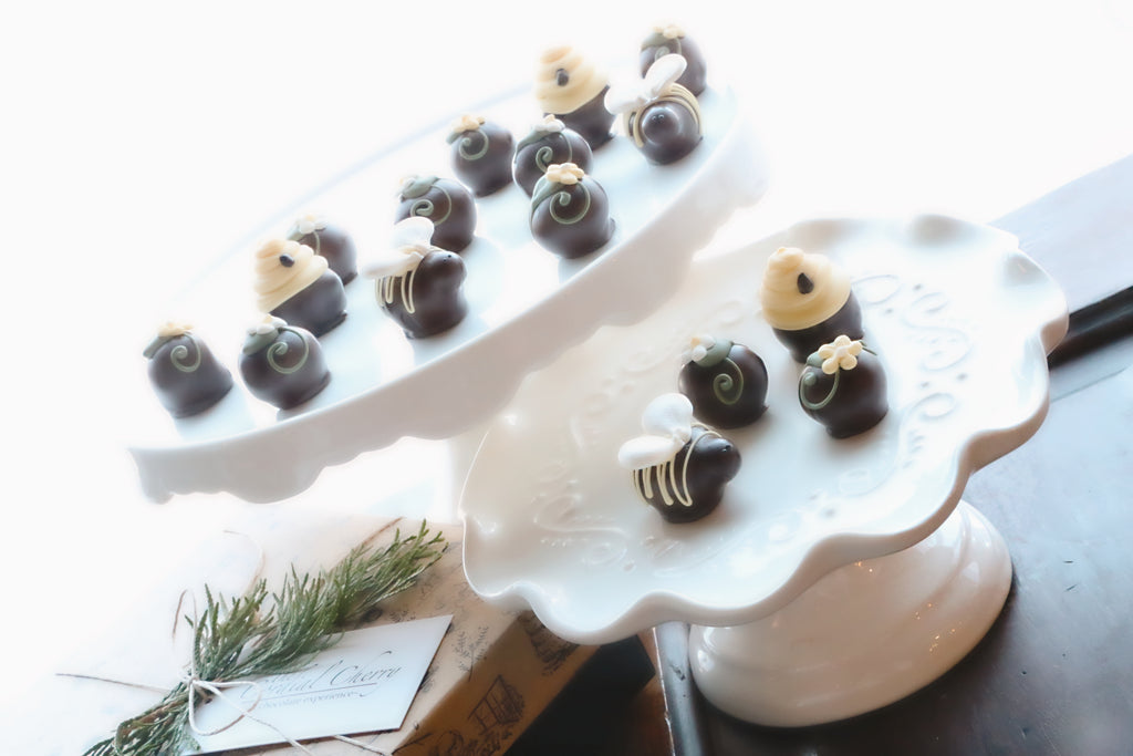 Chocolate Truffles ~ 16 Piece Gift ~ It's the Bee's Knees