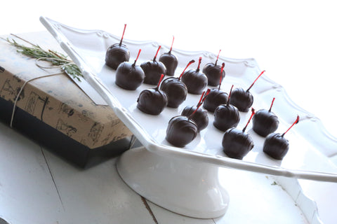 Cordial Cherries ~ Dark Chocolate Originals