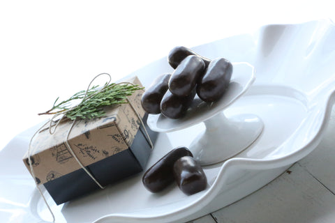 Chocolate Covered Black Licorice
