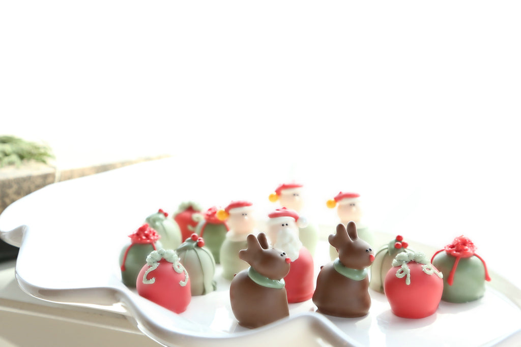 16-Piece Christmas Eve Cordial Cherries
