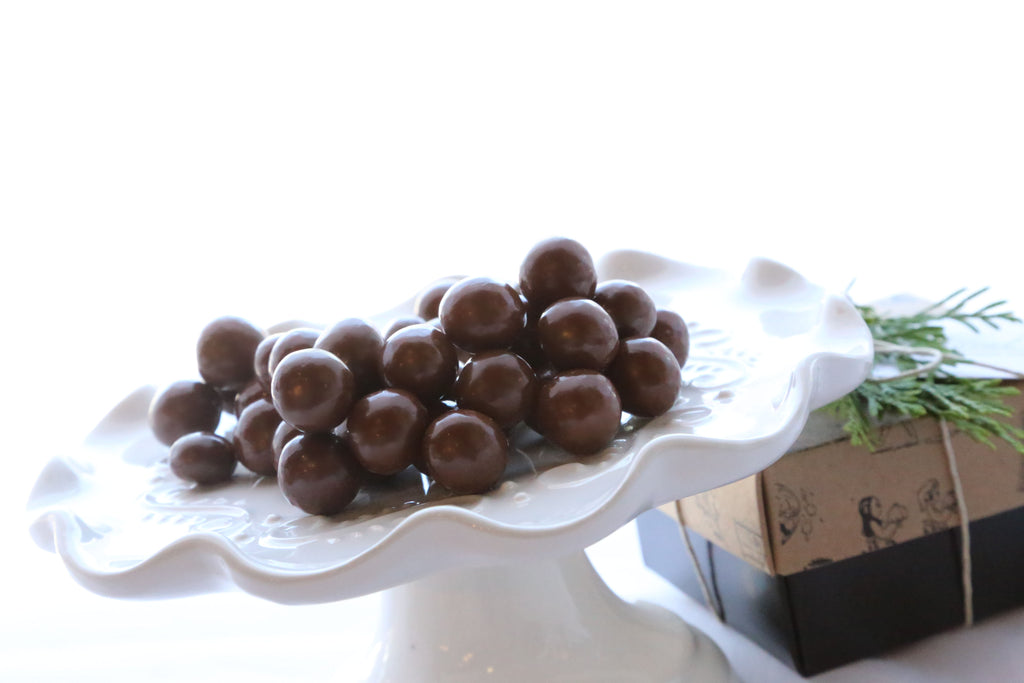 Milk Chocolate Covered Hazelnuts