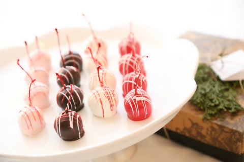 Assorted Valentine's Day Chocolate Original Cordial Cherries