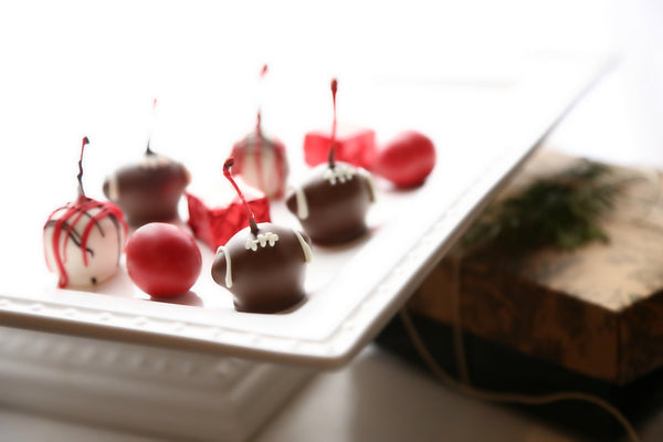 9-Piece Nebraska Football Cordial Cherries anf Chocolates