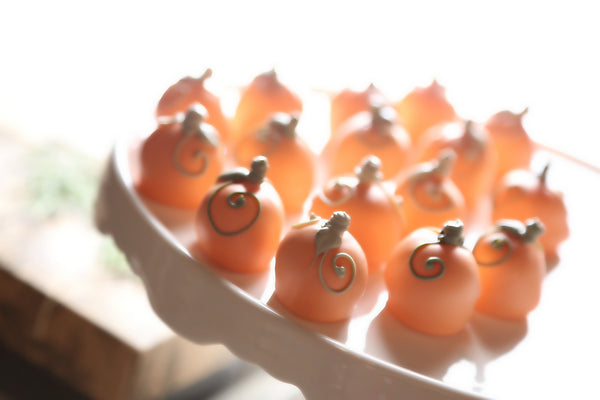 16-Piece Pumpkin Cordial Cherries