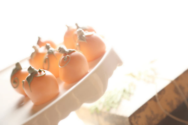 9-Piece Pumpkin Cordial Cherries
