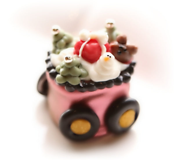 Christmas Train Chocolates