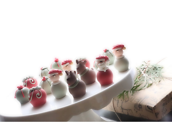 Chocolate Christmas Eve Truffles16-Piece Gift