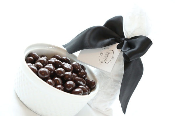 Chocolate Raspberry Espresso Beans