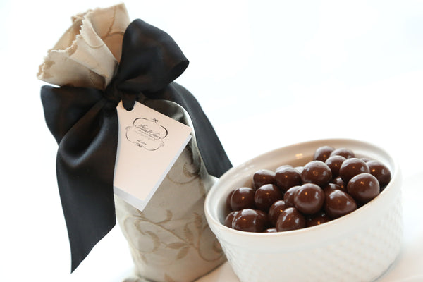 Milk Chocolate Sea Salt Caramel