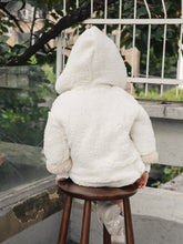 Load image into Gallery viewer, Reversible Teddy Coat