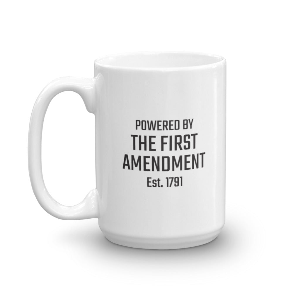 Powered by the First Amendment Est. 1791 - PITS