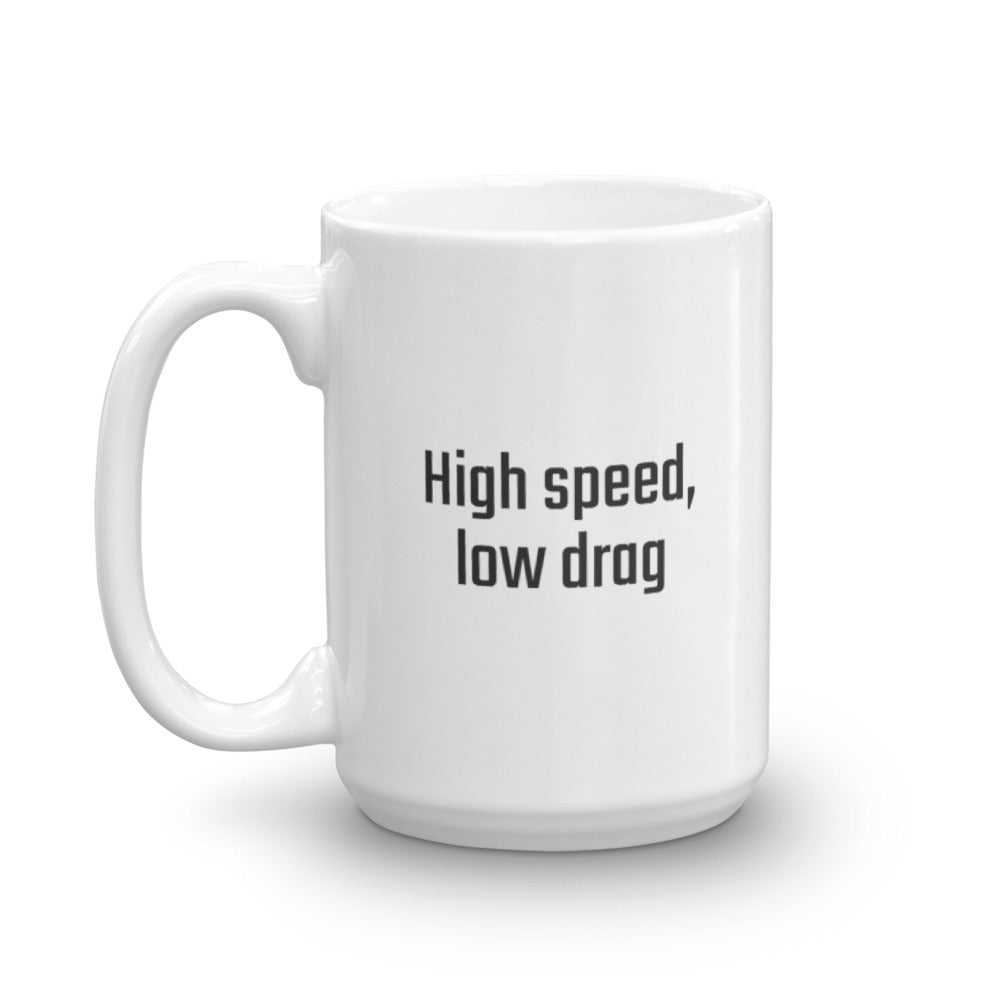 High speed, low drag - PITS