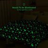Magic Glow In The Dark Blanket