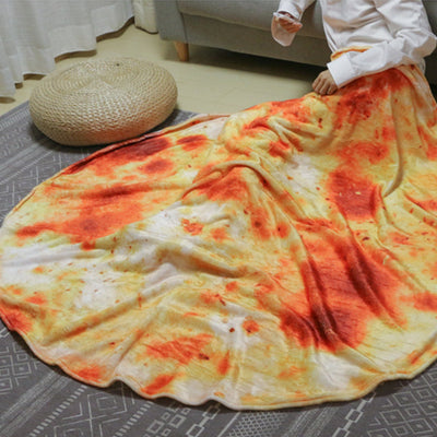 Burrito Novelty Blanket 10#