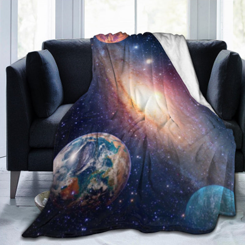 Starry Sky Flannel Blanket Ⅱ