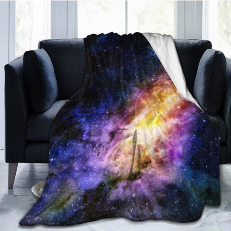 Starry Sky Flannel Blanket Ⅳ