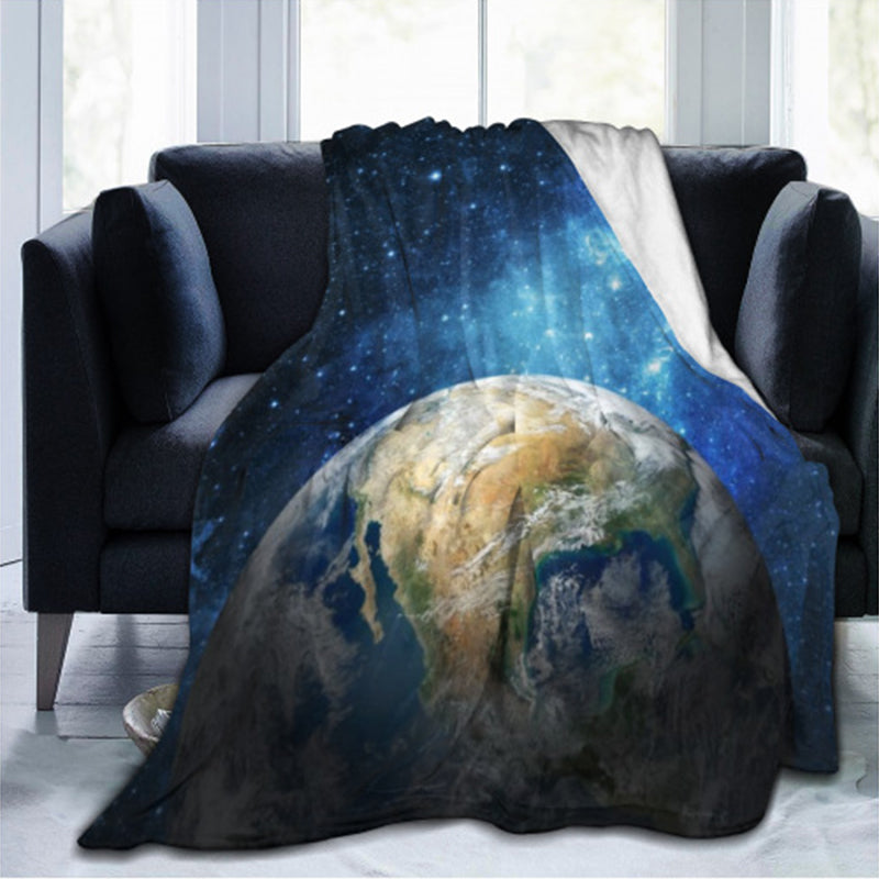 Starry Sky Flannel Blanket Ⅴ