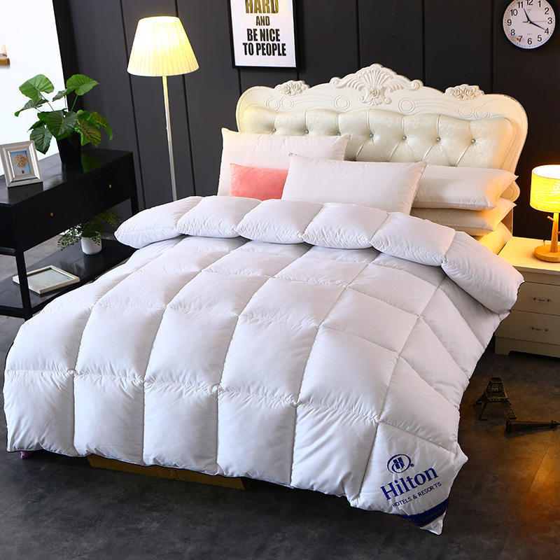 Bedding Down Comforter Factory Outlet Down velvet quilt