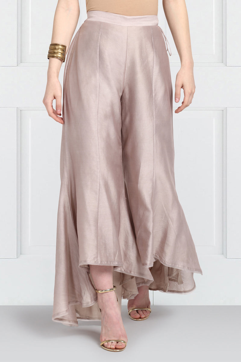 Flared Tulip Pants