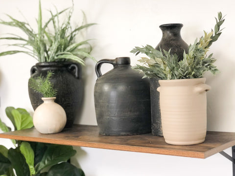 DIY Shelf Decor