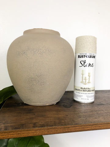 Stone Spray Paint Review