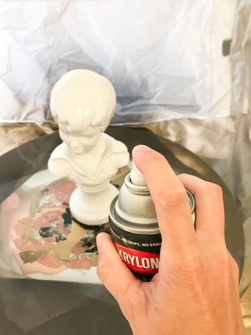 Spray Painting Tips