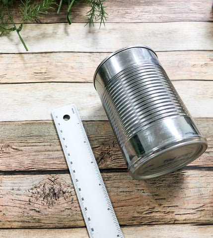 Measure Your Tin Can