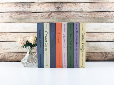 Colorful Books for Decoration