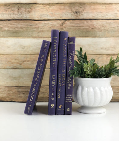 Books for Decor