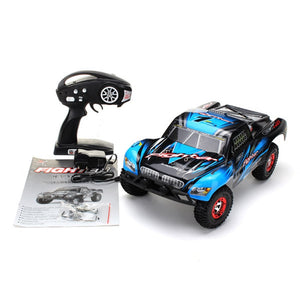 New High Quality Feiyue FY01 Fighter-1 1/12 2.4G 4WD Short-Course RC Car Remote Control Car Model Vehicle Toy Blue/Red