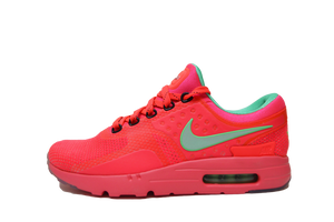 "AIR MAX ZERO ID ""HOT PINK"""