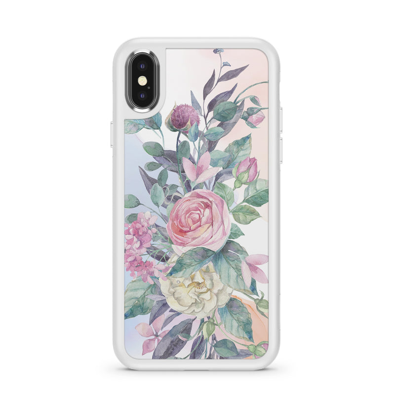 French Roses - Slate iPhone Case