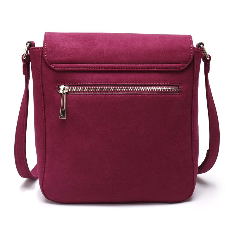 Poppy's Trail™ Suede Handbag