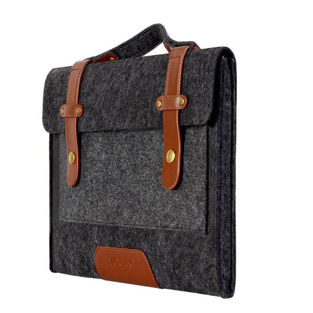 Tobias Felt™ Portfolio Laptop Bag