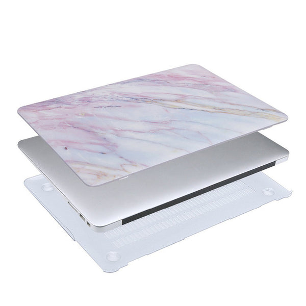 Glimmering Marble Macbook Laptop Cover Shell