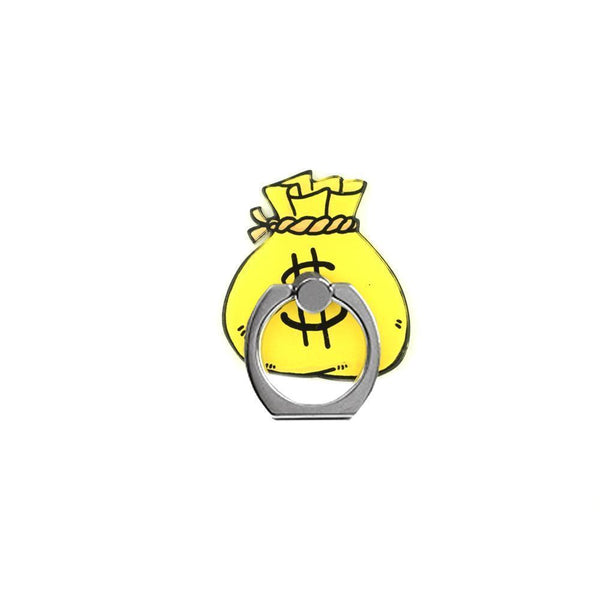 Money Bags Ring Holder
