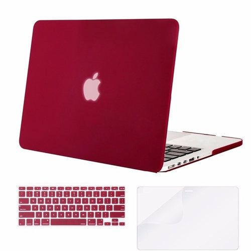 My Ruby Shoes MacBook Hard Shell Laptop & Keyboard Cover