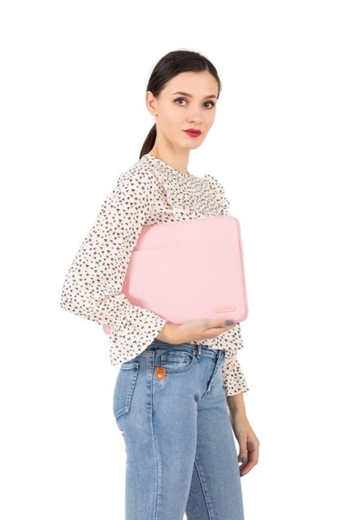 Petal Pink MacBook Pro Laptop Sleeve