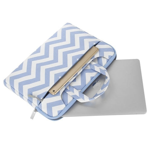 Light Blue Laptop Case