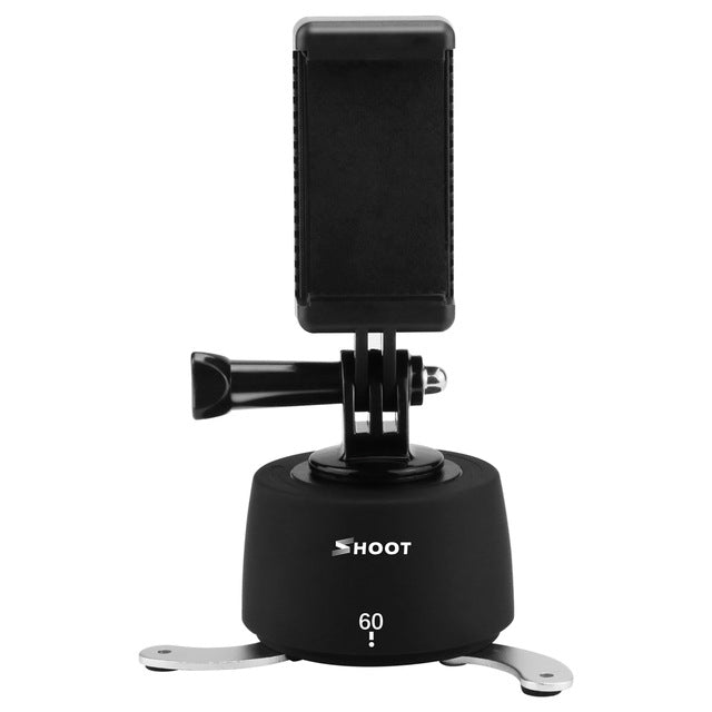 In-Motion™ Motorized Pan & Tilt Head Camera Stand
