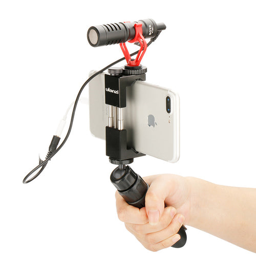 SPOTLIGHT Lightweight Smartphone Tripod w/ Detachable Handle