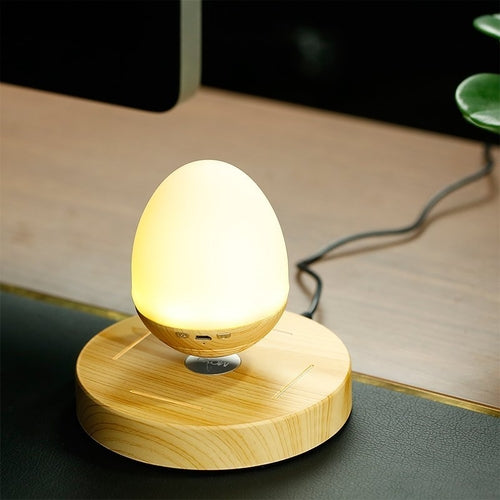 Levitating Night Lamp & Bluetooth Speaker