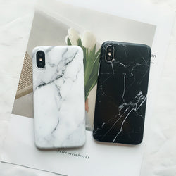 Hypnotic Marble Stone iPhone Case