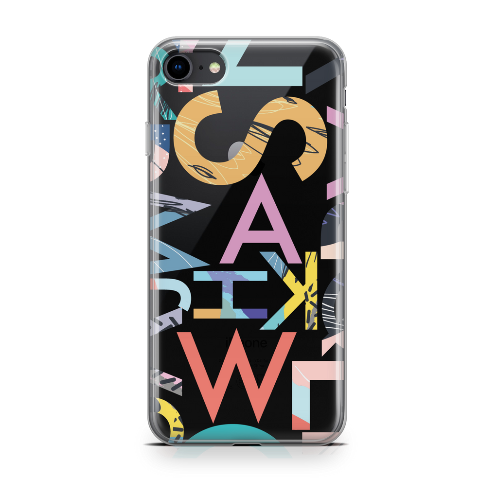 NAUGHTY ALPHABET - iPhone 8 – Kim Concept | Show your Passion
