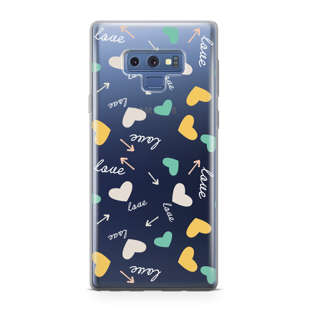 LOVE AND HEART - Samsung Note 9