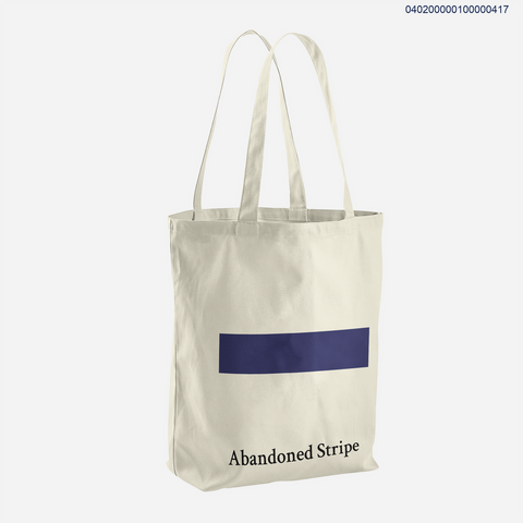 Abandoned Stripe - Tote Bag - Kim Concept | Show your Passion